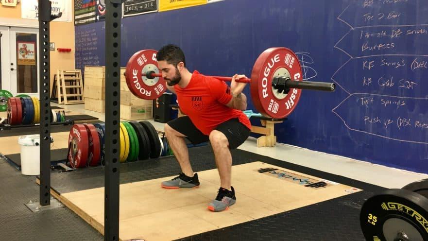 squat big 3